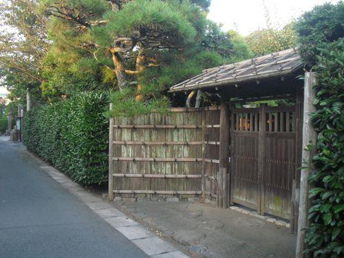 2) 癒しの路地 _ 鎌倉市材木座