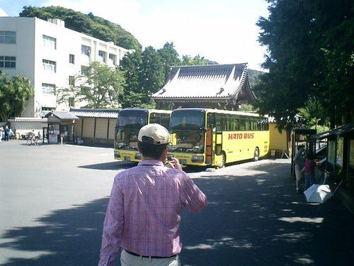 06) 鎌倉五山第一位「建長寺」着_9:05am