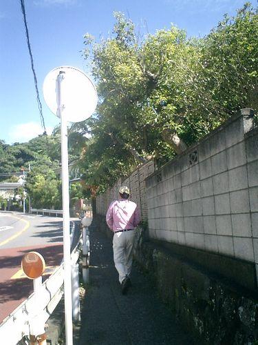 05) (現代の)巨福呂坂(こぶくろざか)、04) 神奈川県立近代美術館 '鎌