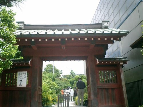 04) 鎌倉市小町「大巧寺」