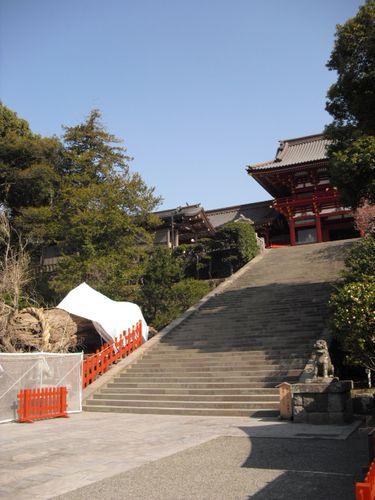 04) 鎌倉「鶴岡八幡宮」