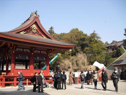 05) 鎌倉「鶴岡八幡宮」