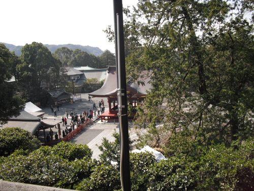 06) 鎌倉「鶴岡八幡宮」