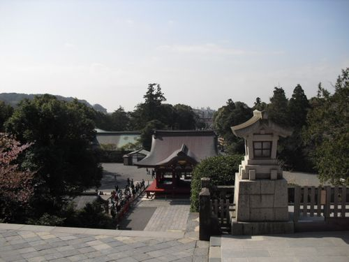 07) 鎌倉「鶴岡八幡宮」