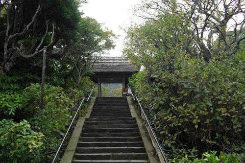 01) 鎌倉市山ノ内「東慶寺」