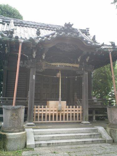 02) 社殿_鎌倉市小町「蛭子神社」