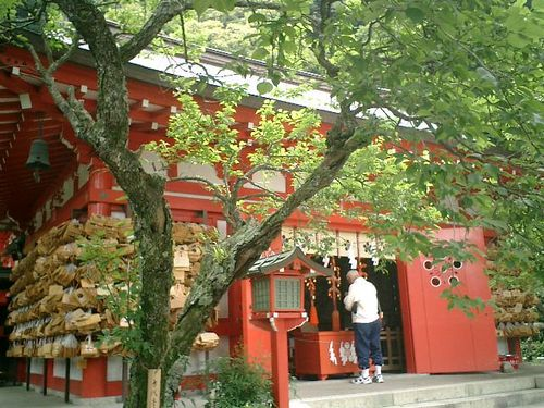 05) 鎌倉市二階堂[荏柄天神社 」 夏
