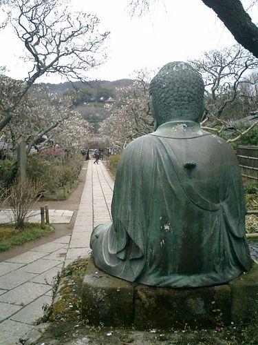 09) 鎌倉市山ノ内「東慶寺」梅の季節