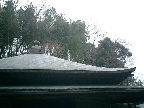 15) 鎌倉市山ノ内「東慶寺」梅の季節