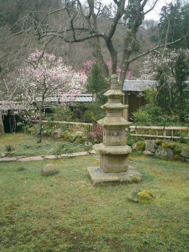 16) 鎌倉市山ノ内「東慶寺」梅の季節