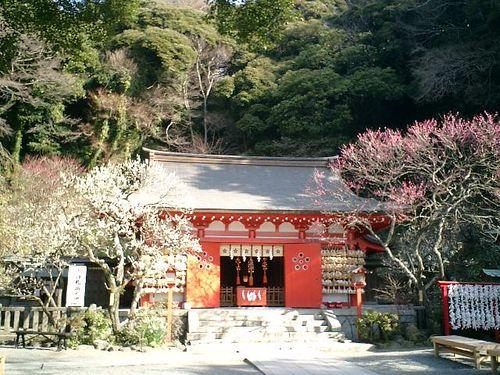 02) 09.02.10鎌倉「荏柄天神社」