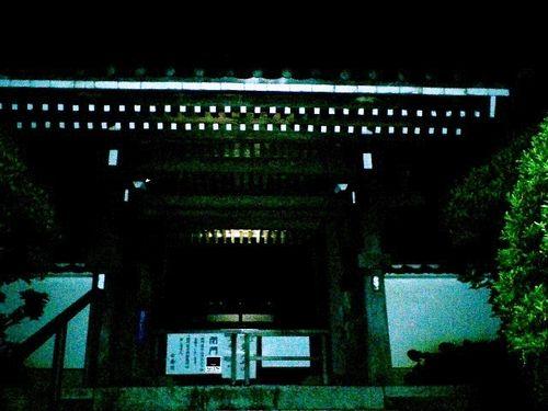01)鎌倉市大町「安養院」4:20am頃