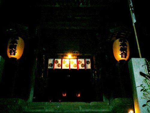 03)鎌倉市二階堂「杉本寺」4:35am頃