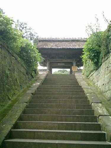 01)鎌倉市山ノ内「宝亀山 長寿寺」