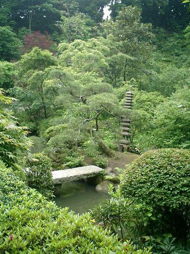 11)鎌倉市長谷「光則寺」庭園