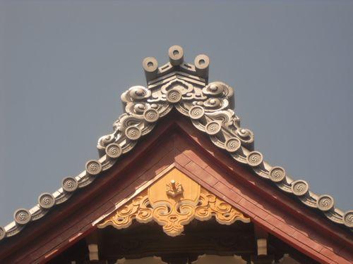 10) 日蓮宗「法華山 本興寺」_鎌倉市大町