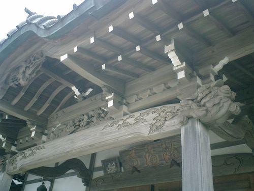 21) 義経腰越状の「満福寺」参拝