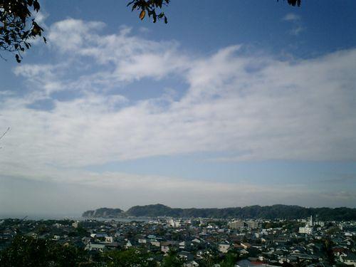 08) 鎌倉「安国論寺」紅葉の季節