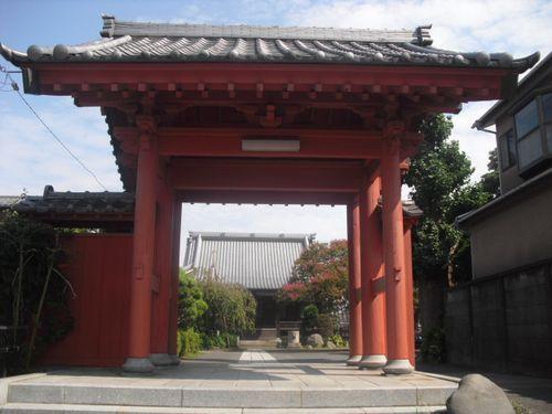 02) 日蓮宗「法華山 本興寺」_鎌倉市大町
