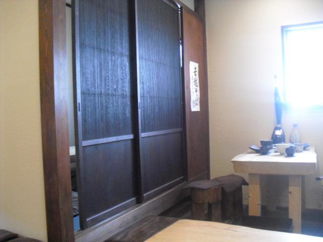 11) 室内_小上がり&テーブル席_蕎麦「梵蔵」