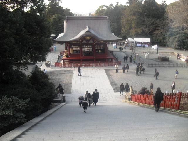 D03) 鎌倉「鶴岡八幡宮」