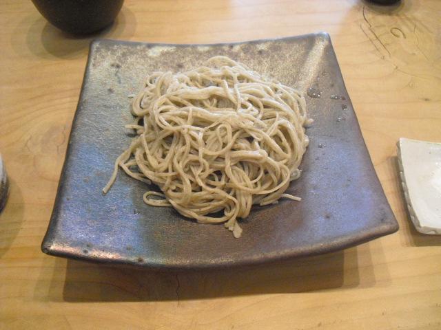02) 「十割蕎麦」_蕎麦「梵蔵」