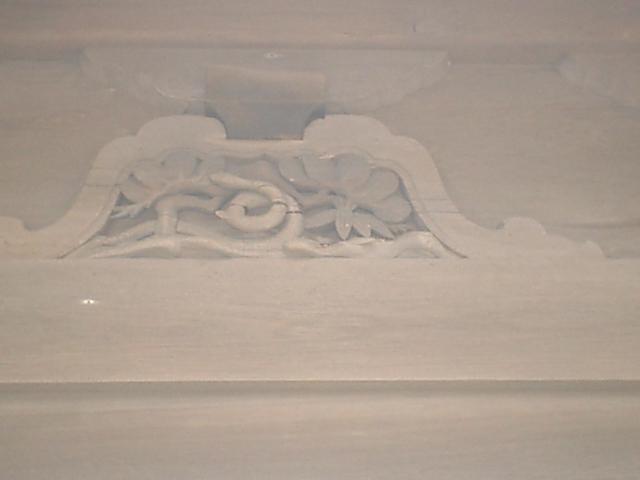 12) 鎌倉「英勝寺」_仏殿(寳珠殿)正面側の彫刻、右。