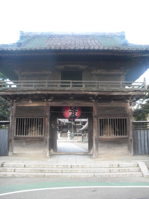 B01) 鎌倉「本覚寺」梅の頃_8:26am~