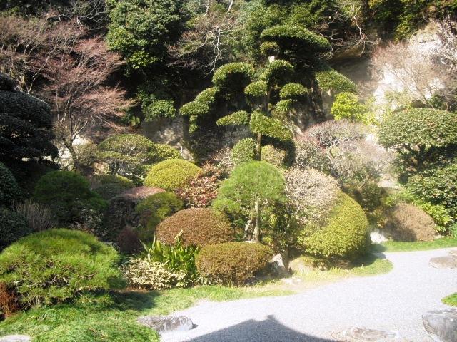 J09) 竹林庭園の寺「報国寺」