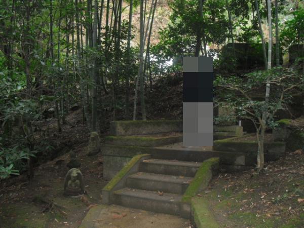 30) 雪の日、鎌倉「東慶寺」梅の頃。11.02.12