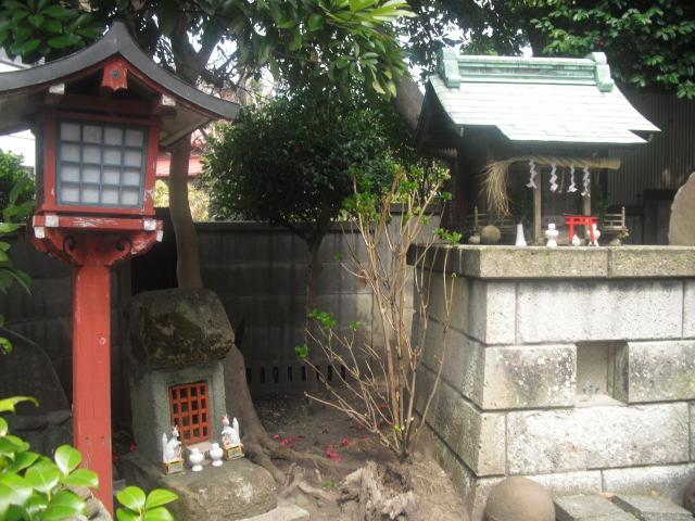 03) 鎌倉市材木座「音松稲荷大明神」