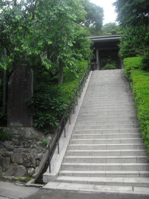 01) 鎌倉「荏柄天神社」