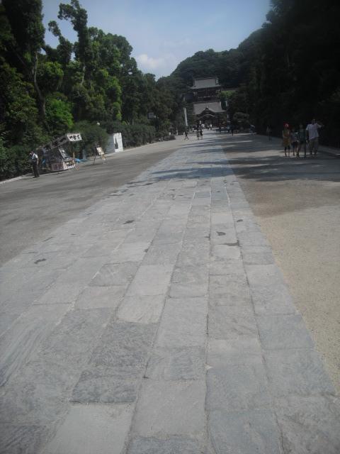 09) 鎌倉「鶴岡八幡宮」