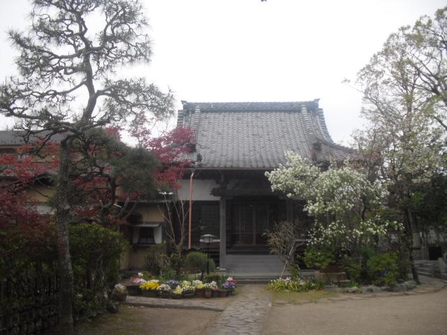 05) 本殿_ 時宗「教恩寺」 _ 鎌倉市大町