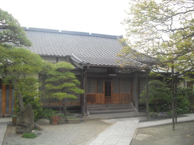 02) 源頼朝の祈願所 「補陀洛寺」