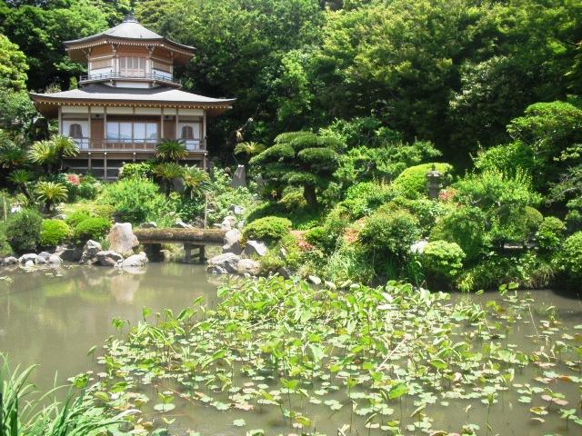09)  「記主庭園」 _ 鎌倉「光明寺」