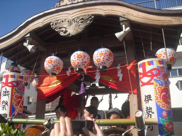 04) 祭りだ! わっしょい♪└∵┌└ ∵ ┘┐∵┘わっしょい♪