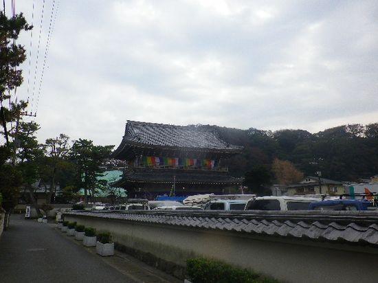 05) 浄土宗大本山 「天照山 光明寺」 鎌倉市材木座