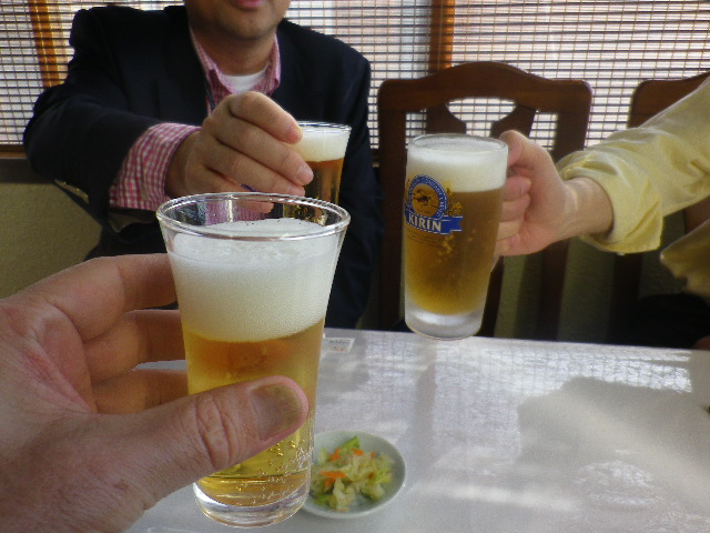 01) 乾杯!