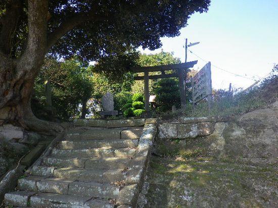 61) 山ノ内「八雲神社」 _ 鎌倉市山ノ内(通称 ' 北鎌倉 ')
