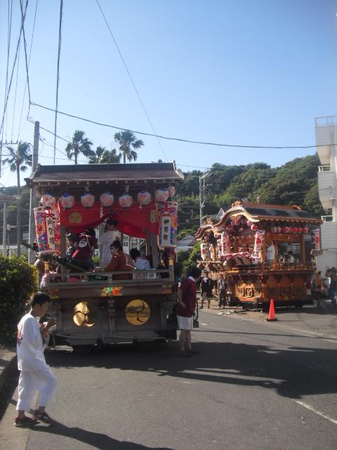 09) 祭りだ! わっしょい♪└∵┌└ ∵ ┘┐∵┘わっしょい♪