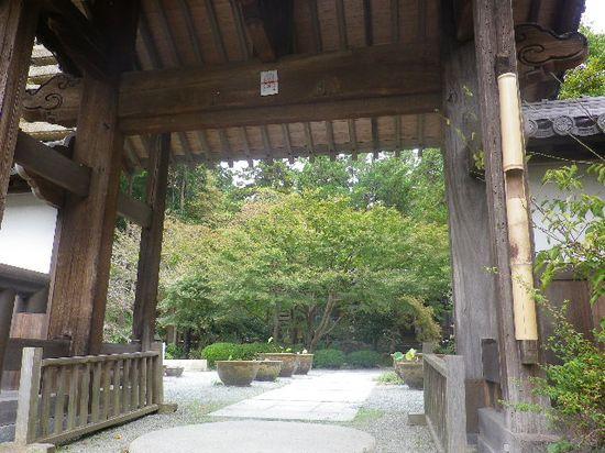 02) 「覚園寺」 _ 鎌倉市二階堂