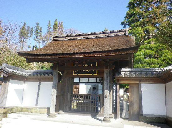65) 鎌倉「雲頂庵」 _ 「円覚寺」塔中