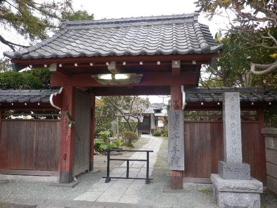 1-30) 鎌倉「千手院」 _ 鎌倉市材木座