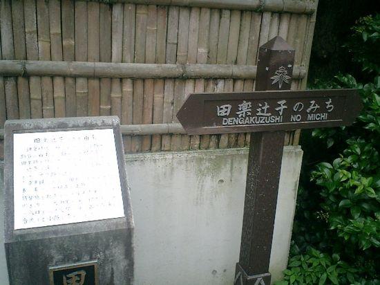 029) ここから「報国寺」へ向かう_10:07am