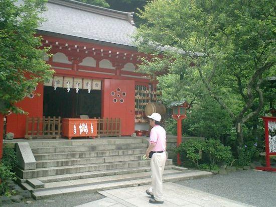 127) 「荏柄天神社」_Y.K.氏_12:25pm
