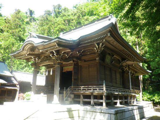 07) 12.05.23「御霊神社」