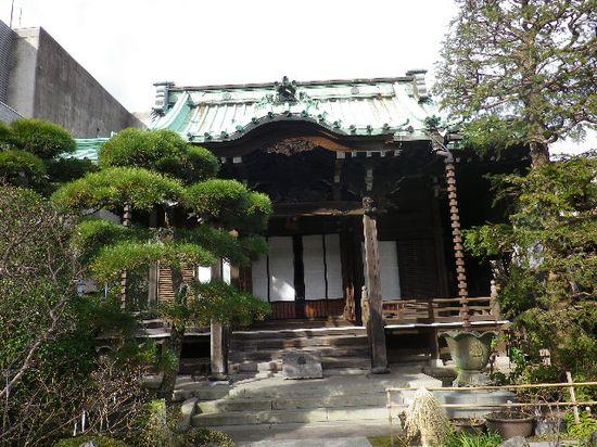 5-01)  鎌倉「大巧寺」 _ 鎌倉市小町