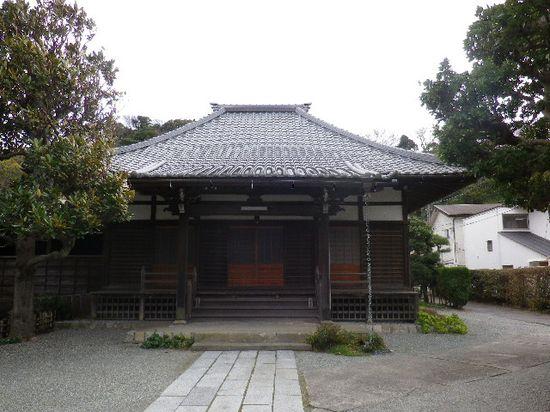 1-31) 鎌倉「実相寺」 _ 鎌倉市材木座