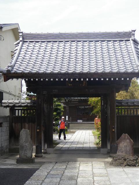 01) 「九品寺」 _ 鎌倉市 材木座